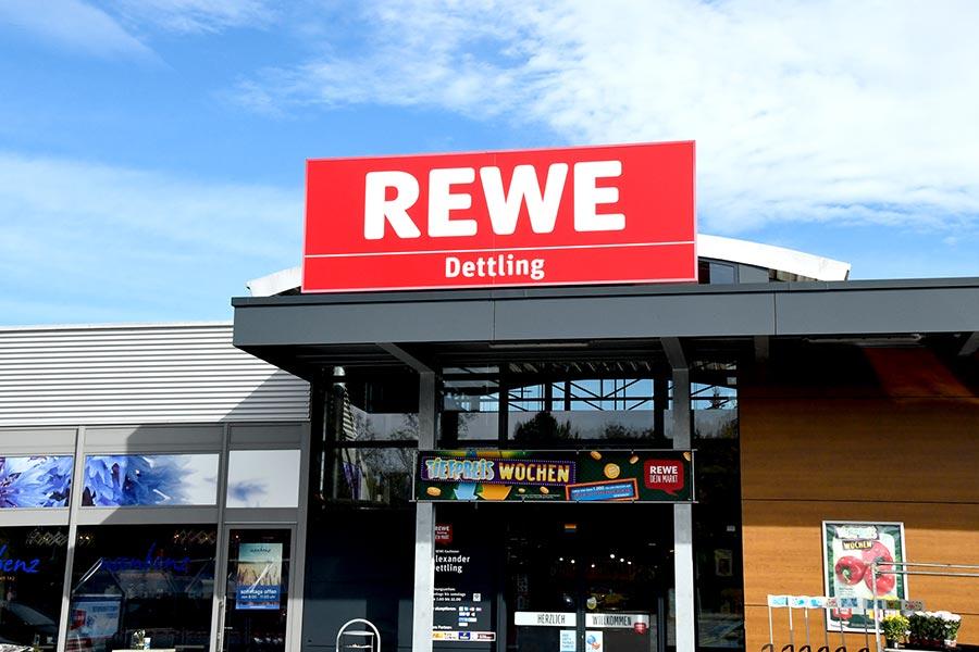 REWE Dettling in Bad Schussenried